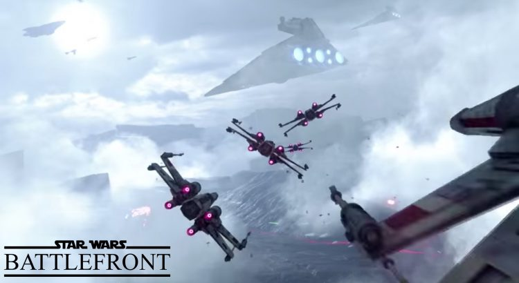 Introducing Star Wars Battlefront X-Wing VR Mission