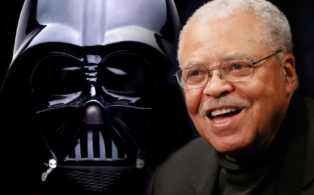 James Earl Jones is Darth Vader in Rogue One