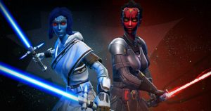 SWTOR Dark vs. Light Event Angers Some Vets