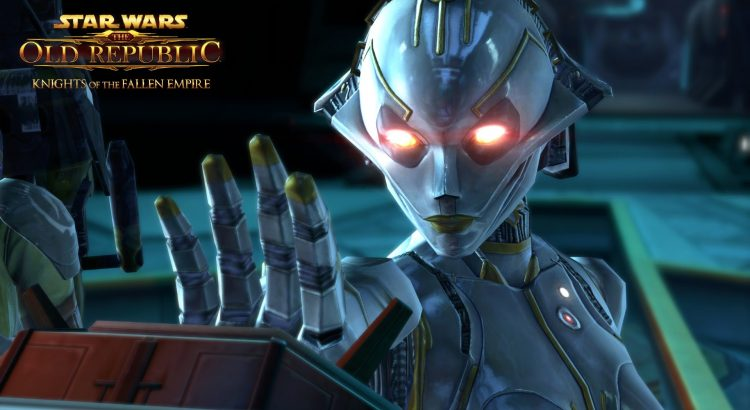 SWTOR Knights of the Fallen Empire -- 'The GEMINI Deception' Teaser