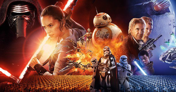 Star Wars The Force Awakens Tops Domestic Gross after 168 Days