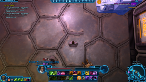 Glitch in SWTOR That Will Trigger Your OCD