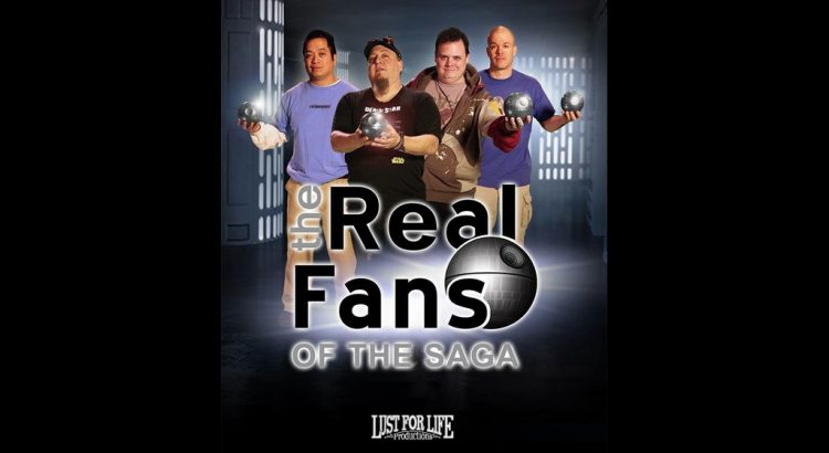 The Real Fans Of The Saga - A Star Wars Fan Reality Show
