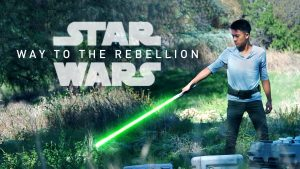 Fan Film: WAY TO THE REBELLION