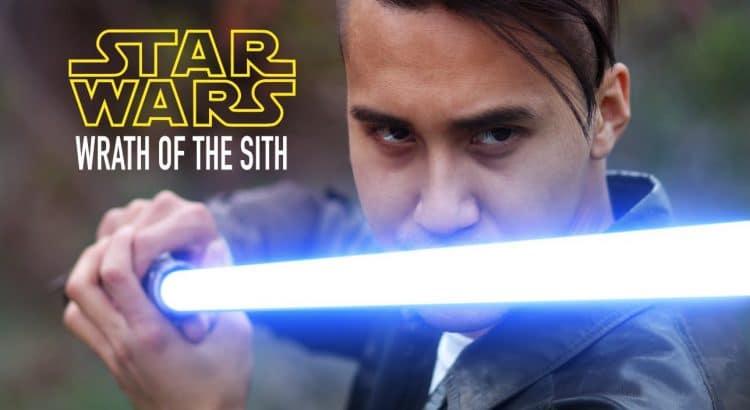 Wrath of the Sith A Star Wars Fan Film