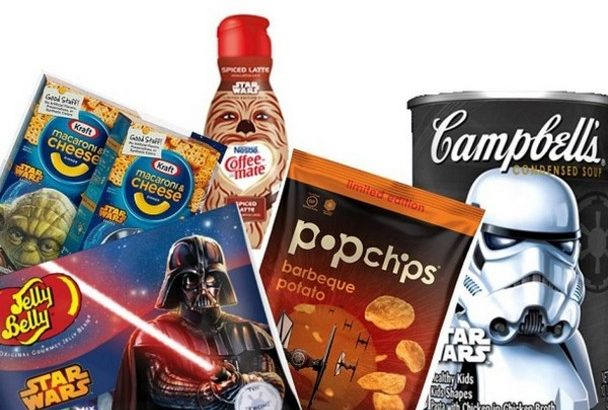 star wars groceries
