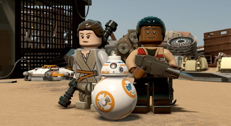 'Lego Star Wars The Force Awakens' Tops UK Sales Charts