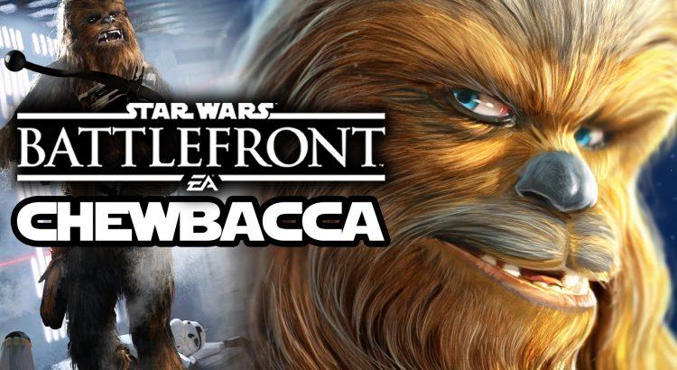 Next Star Wars Battlefront DLC to Include Chewbacca