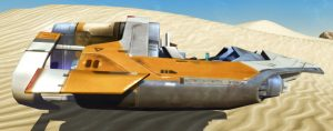 SWTOR Celebration Cantina 2016 Code and Speeder