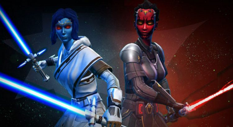 SWTOR Dark vs Light Packs in the Cartel Market