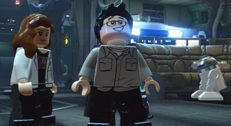 You Can Play J.J. Abrams in 'Lego Star Wars Awakens'
