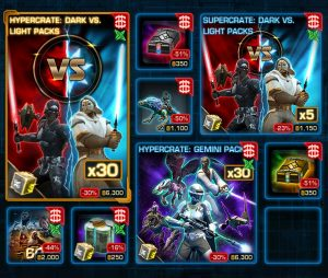 Changes to the SWTOR Cartel Market — Tuesday July 19 2016