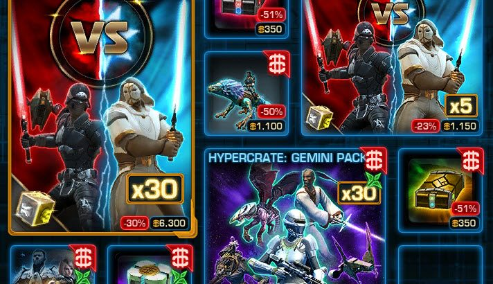 swtor-cm-weekly-sales-july-19-26