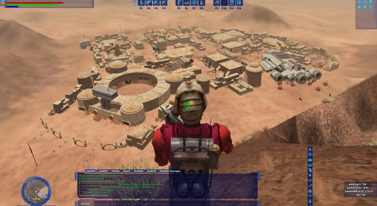 Last Player in the Galaxy swg