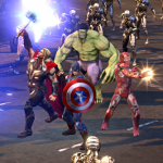 The New Marvel Characters in Gaming