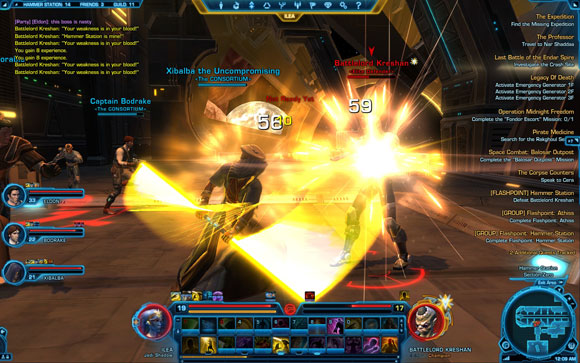 SWTOR Flashpoints 101