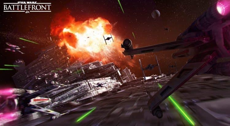 Star Wars Battlefron  Death Star New Mode Details
