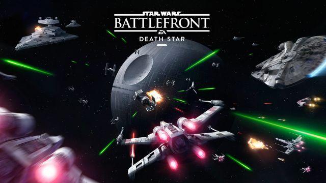 Star Wars Battlefront New Death Star Details