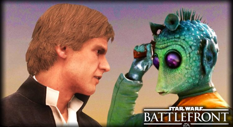 When Han Solo Meets Greedo
