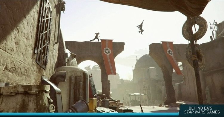 Amy Hennig Talks Upcoming Star Wars Game Development