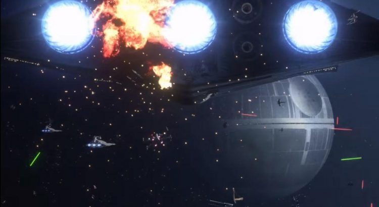 Star Wars Battlefront Death Star to Launch Very Soon