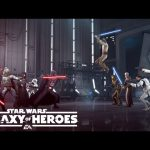 Star Wars: Galaxy of heroes - Full ships and crew list