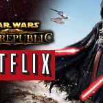 Star Wars Knights of the Old Republic Netflix TV Series Movement