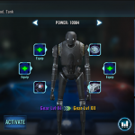 Star Wars Galaxy of Heroes: ROGUE ONE Heroes & Emperor's Demise