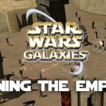 Revisiting Star Wars Galaxies
