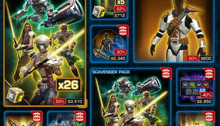 Changes to the Cartel Market — Tuesday March 28 2017
