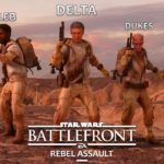 Rebel Assault - Star Wars Battlefront Cinematic Film