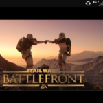 Battlefront Cinematic - A Tale of Two Friends