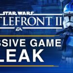 Massive Battlefront 2 LEAK, Heroes, Vehicles, Units and More!
