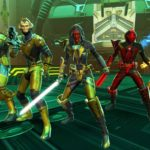 SWTOR: Commanding Legacy and Mirror Classes