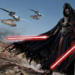 Darth Revan: one of the most popular characters among Star Wars cosplayers!