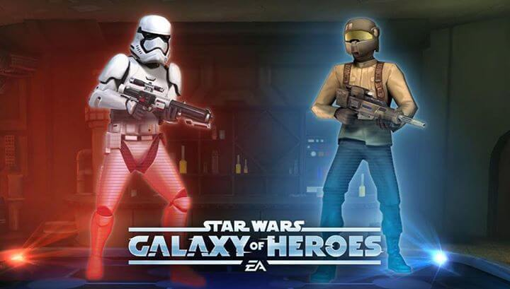 Star Wars: Galaxy of Heroes - Character Release and Event