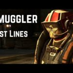 SWTOR: Best Smuggler Lines and Funny Moments
