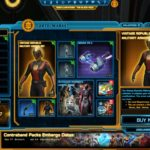 SWTOR Cartel Bazaar vendors reputation change