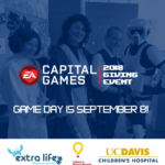 Capital Games 2018 Giving Event is today