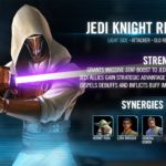 Star Wars Galaxy of Heroes: Jedi Knight Revan Kit Reveal