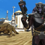 SWTOR: New Premium Player Reward: Paxton Rall Companion