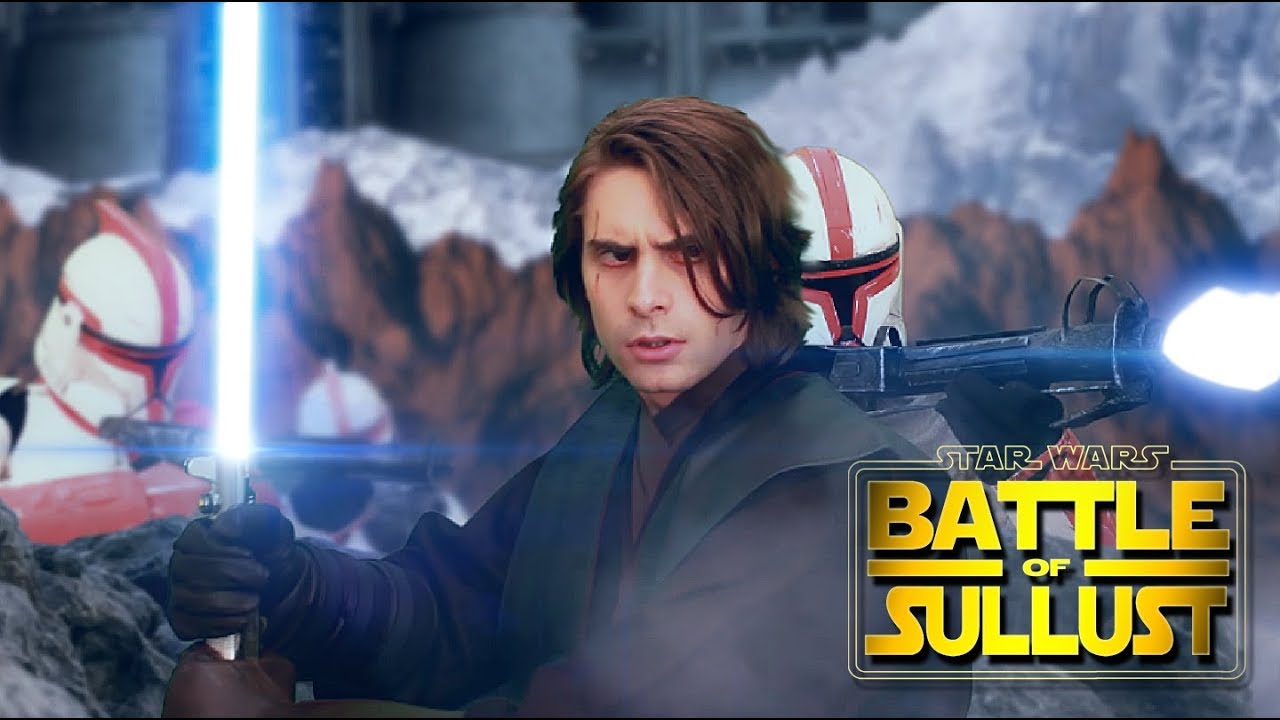 Star Wars - Battle of Sullust - Fan-Film