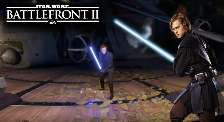 Anakin Skywalker Leads the Way on the Battlefront Starting February 27