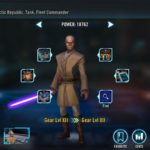 Star Wars Galaxy of Heroes: Marquee Merchandising Changes