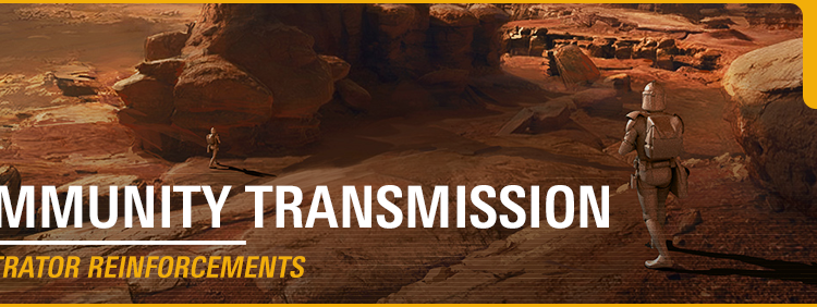 Community Transmission — Infiltrator Reinforcements