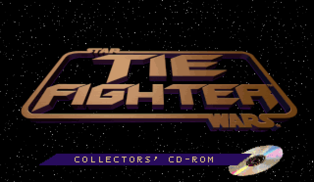 Replaying the Classics TIE Fighter