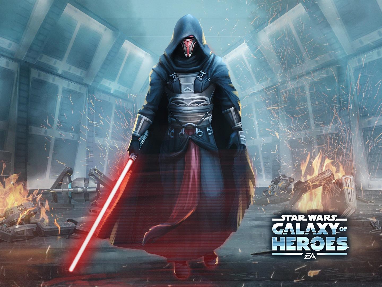 Star Wars Galaxy of Heroes Developer Insights Darth Revan