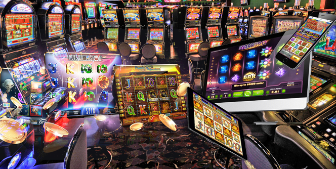 The Top 5 Sci-Fi Slot Machine Games You Need to Play