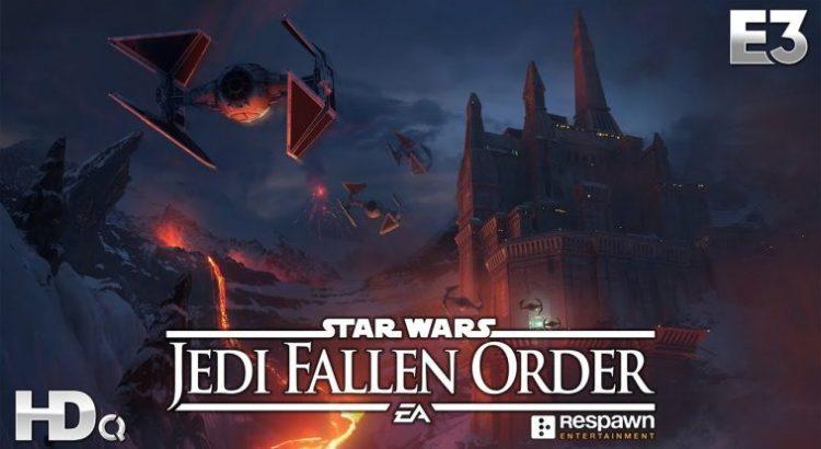 Jedi Fallen Order at Star Wars Celebration on April 13th - inprogress