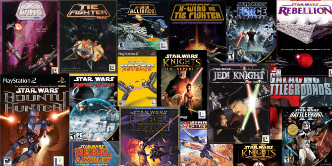 How to Find More Games Like SWTOR